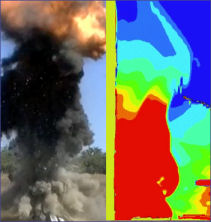 Explosive and Blast Loads Simulation